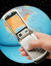 Mobile Phone Roaming Charges Text Calls